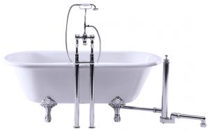Armaturen sorgen für einen schicken Touch im Bad