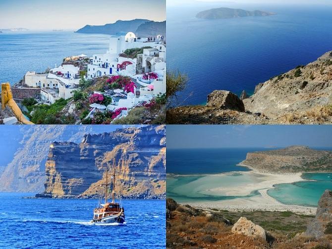 Reise und Urlaubtipps für die griechischen Inseln